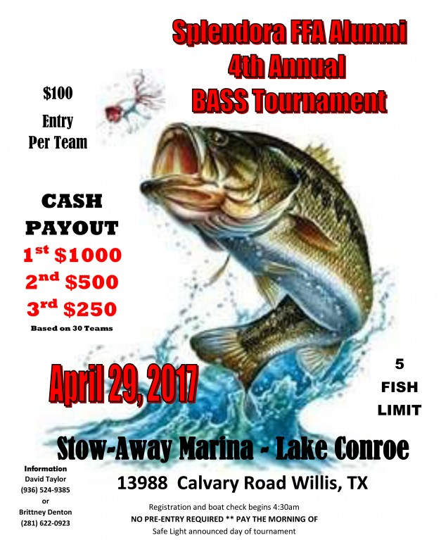 Bass fishing tournaments bass fishing tournament flyer www for Fishing tournaments 2017